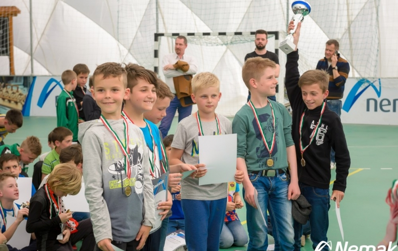 Nemak Kupa díjátadó rekordlétszámmal
